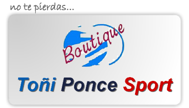 Boutique Toñi Ponce Sport